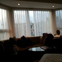 Photo taken at The Park Tower Knightsbridge by Khalfan B. on 12/15/2012