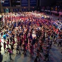 2/23/2014 tarihinde Alyxziyaretçi tarafından Memorial Coliseum'de çekilen fotoğraf