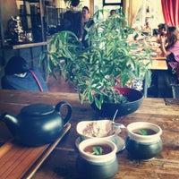 Photo taken at Samovar Tea Lounge by Lev A. on 9/1/2013