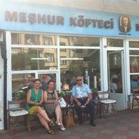 Photo taken at Meşhur Köfteci Mustafa by Arzu S. on 8/11/2013