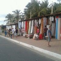 Foto tirada no(a) Feira de Artesanato - Rendeiras por Thiago V. em 12/24/2012