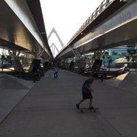 Photo taken at SKATEBOARDSOK by Paul on 7/7/2014