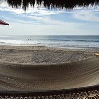 Photo taken at Las Alamandas by Paul on 11/27/2014