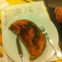 Photo taken at Pizzeria Grotta Azzurra 1 by Philipp on 1/8/2013