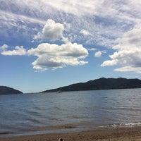 Photo taken at Santana Beach by AyyyLn on 5/17/2014