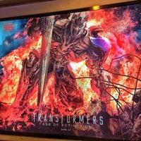 Photo taken at Wanda International Cinema by Sarah Z. on 6/27/2014