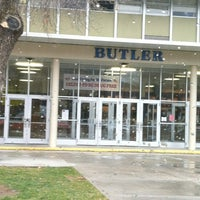 Photo taken at Butler Middle School by Kristy on 12/5/2012