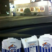 Photo taken at White Castle by Don on 9/25/2012