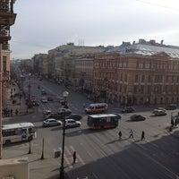 Photo taken at Зал «Аврора. Невский» by Gosha K. on 3/3/2013