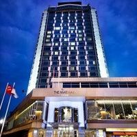 Das Foto wurde bei Starbucks von Hakan Ş. am 12/11/2012 aufgenommen