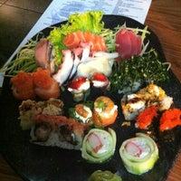 Foto tirada no(a) Kawa Sushi | 川 por Edson em 12/5/2012