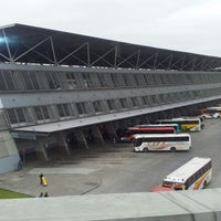 Photo taken at Terminal Terrestre Jaime Roldós Aguilera by Beccy T. on 5/4/2013