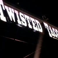 Photo taken at Twisted Taco by James T. on 9/30/2012