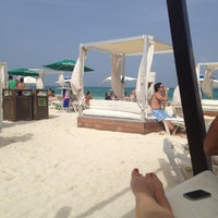 Photo taken at Mamita's Beach Club by Gilda on 6/8/2013