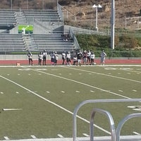 Photo taken at Tahquitz High School by Ricki A. on 10/18/2012