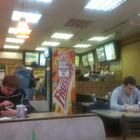 Photo taken at Subway by Олеся on 12/7/2012