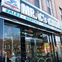 Photo taken at Mr. C's Cycles by Bob D. on 4/14/2013