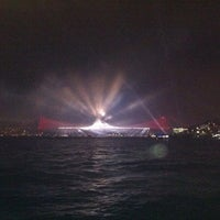 Das Foto wurde bei Üsküdar Deniz Feneri von Esat Eren am 10/29/2012 aufgenommen