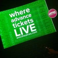 Photo taken at AMC Hampton Towne Centre 24 by Nathan M. on 11/3/2012
