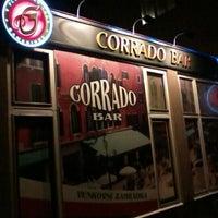 Photo taken at Corrado bar by Honza H. on 12/27/2012