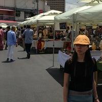 Photo taken at Ashiharabashi Station by ezra8789 on 6/16/2013
