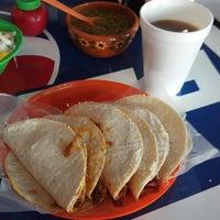 Photo taken at Tacos Famsa by Alex J. on 2/18/2013