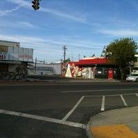 Photo taken at Mural District by Carmen P. on 4/12/2013