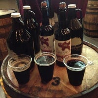 Photo taken at Hardywood Park Craft Brewery by Maxx on 11/21/2012