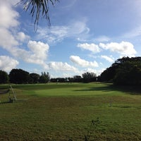 Photo taken at Boca Greens Country Club by Dan on 12/27/2013