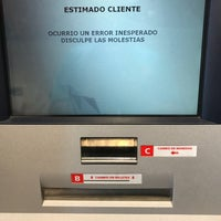 Photo taken at Santander by Hugo C. on 5/1/2018