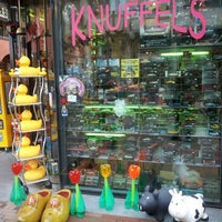 Photo taken at Knuffels - Pluche - Wooden Shoes by Dolly d. on 4/15/2013