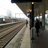 Photo taken at Station Driebergen-Zeist by Dolly d. on 2/25/2013