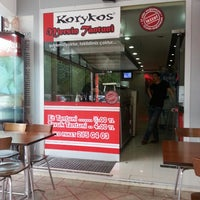 Photo taken at Korykos Mersin Tantuni by Ayhan B. on 5/9/2013