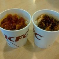 Photo taken at KFC by Erika S. on 1/7/2014