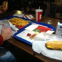 Photo taken at Burger King by Rocker011 on 2/2/2013