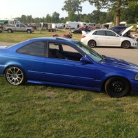 Photo taken at US 131 Motorsports Park by Ian F. on 7/5/2013