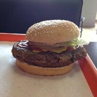 Photo taken at Rock Burger by Juan on 11/19/2012