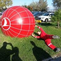 12/3/2012 tarihinde Galley leoziyaretçi tarafından Türk Hava Yolları Uçuş Eğitim Başkanlığı'de çekilen fotoğraf