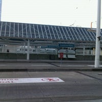 Photo taken at Convention Place Station by David B. on 9/23/2012