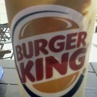 Photo taken at Burger King by Joaquim Junior S. on 9/23/2012