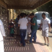 Photo taken at Al Hasan Int. School by NAWAF A. on 9/18/2014