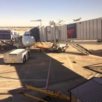 Photo taken at Gate B3 by Sky on 12/18/2012
