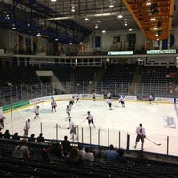 Photo taken at Amarillo Civic Center Ice Rink by Greg M. on 9/27/2013