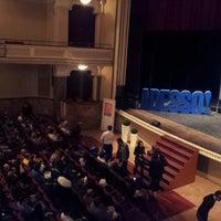 Photo taken at Teatro Carani by Fabio M. on 10/20/2012