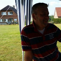 Photo taken at Feuerwehr Heidekamp by Patrick Z. on 9/6/2014
