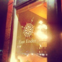Photo taken at East Ender by Kai A. on 10/21/2012