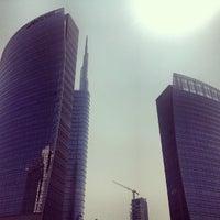 Photo taken at Milan by Denis M. on 7/26/2013