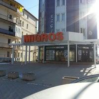 Photo taken at Migros by 🔱 B U R @ K 🔱 on 12/15/2013
