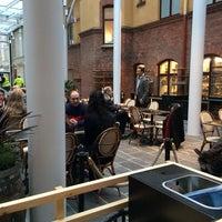 Photo taken at Stora Hotellet by Ingela H. on 2/28/2014