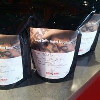Photo taken at Chazzano Coffee Roasters by Howard C. on 9/30/2012